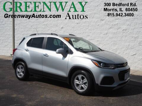 2018 Chevrolet Trax for sale at Greenway Automotive GMC in Morris IL