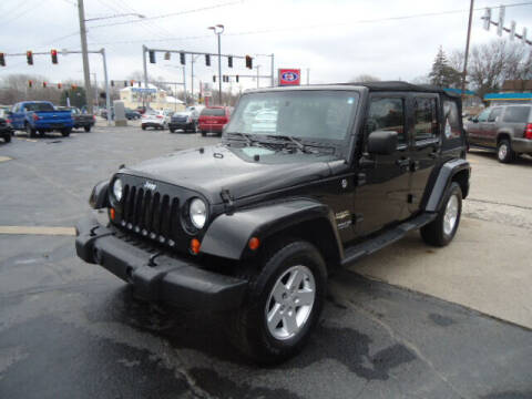 2007 Jeep Wrangler Unlimited for sale at Tom Cater Auto Sales in Toledo OH