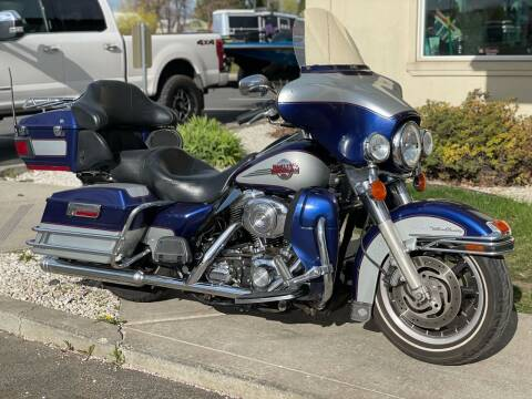 2006 Harley-Davidson Ultra Classic Electra Glide for sale at Harper Motorsports-Powersports in Post Falls ID