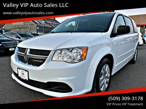2016 Dodge Grand Caravan for sale at Valley VIP Auto Sales LLC - Valley VIP Auto Sales - E Sprague in Spokane Valley WA