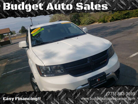 2016 Dodge Journey for sale at Budget Auto Sales in Carson City NV