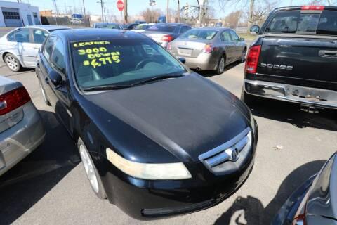 2006 Acura TL for sale at Urglavitch Auto Sales of NJ in Trenton NJ