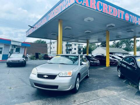 2007 Chevrolet Malibu for sale at Car Credit Stop 12 in Calumet City IL