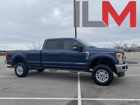 2017 Ford F-350 Super Duty for sale at INDY LUXURY MOTORSPORTS in Fishers IN