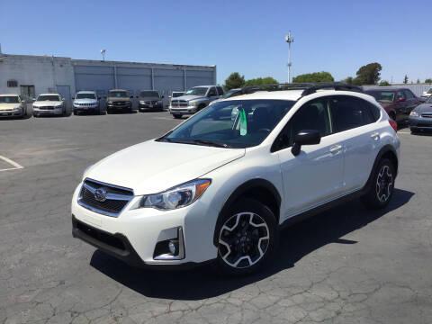 2016 Subaru Crosstrek for sale at My Three Sons Auto Sales in Sacramento CA
