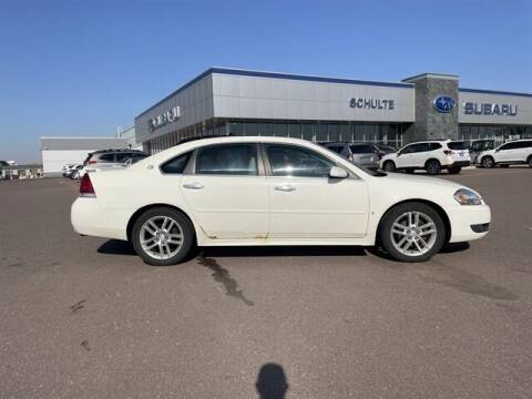 2009 Chevrolet Impala for sale at Schulte Subaru in Sioux Falls SD