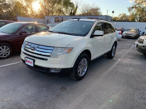 2008 Ford Edge for sale at JMAC AUTO SALES in Houston TX