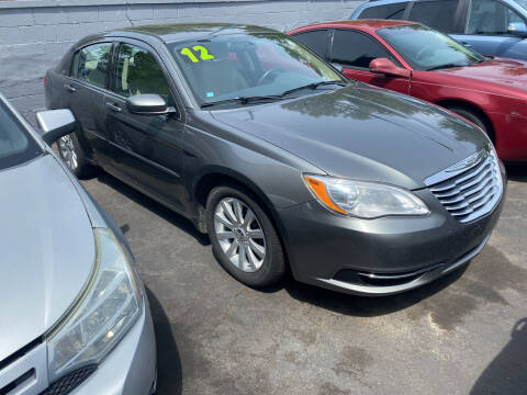 2012 Chrysler 200 for sale at Lee's Auto Sales in Garden City MI