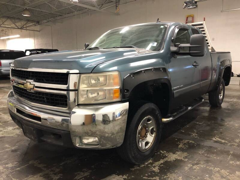 2007 Chevrolet Silverado 2500HD for sale at Paley Auto Group in Columbus OH