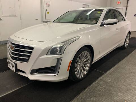 2015 Cadillac CTS for sale at TOWNE AUTO BROKERS in Virginia Beach VA