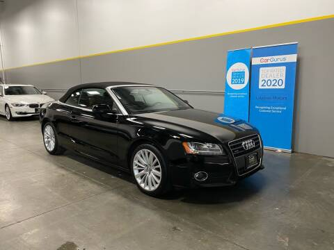 2011 Audi A5 for sale at Loudoun Motors in Sterling VA