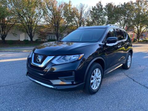 2017 Nissan Rogue for sale at Triple A's Motors in Greensboro NC