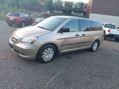 2005 Honda Odyssey for sale at Family Auto Sales in Maplewood MN