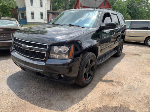 2013 Chevrolet Tahoe for sale at Townline Motors in Cortland NY