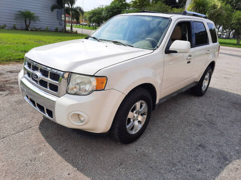 2010 Ford Escape for sale at Boats And Cars in Palmetto FL