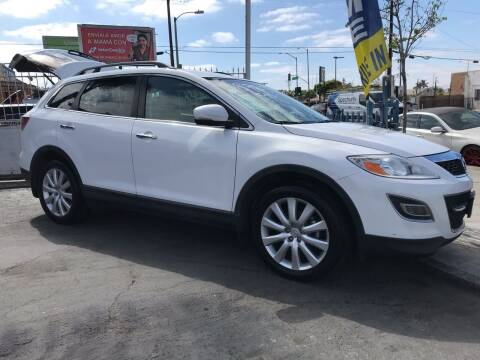 2010 Mazda CX-9 for sale at Olympic Motors in Los Angeles CA