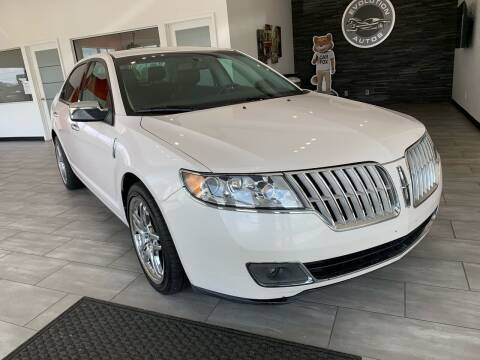 2011 Lincoln MKZ for sale at Evolution Autos in Whiteland IN