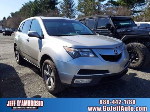 2012 Acura MDX for sale at Jeff D'Ambrosio Auto Group in Downingtown PA