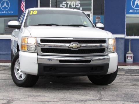 2010 Chevrolet Silverado 1500 for sale at VIP AUTO ENTERPRISE INC. in Orlando FL