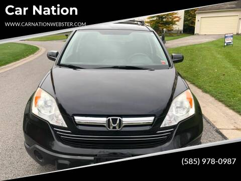 2007 Honda CR-V for sale at Car Nation in Webster NY