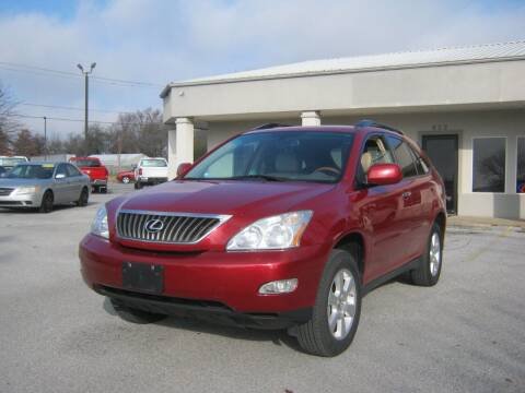 2009 Lexus RX 350 for sale at Premier Motor Co in Springdale AR