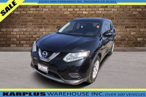 2015 Nissan Rogue for sale at Karplus Warehouse in Pacoima CA
