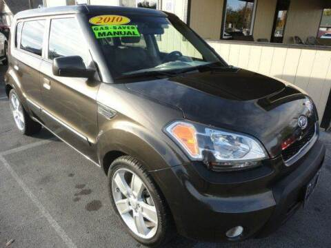 2010 Kia Soul for sale at BBL Auto Sales in Yakima WA