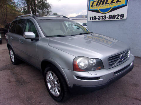 2011 Volvo XC90 for sale at Circle Auto Center in Colorado Springs CO