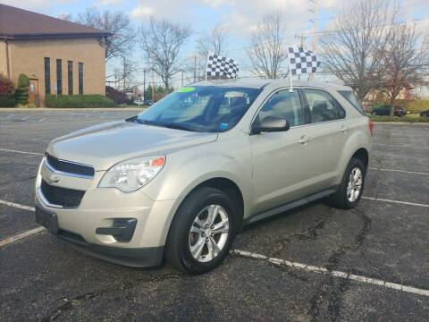 2013 Chevrolet Equinox for sale at Viking Auto Group in Bethpage NY