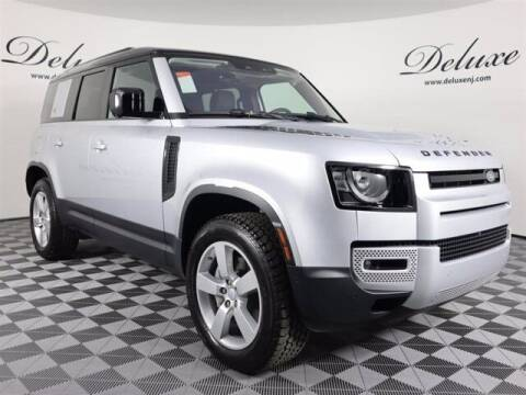 2020 Land Rover Defender for sale at DeluxeNJ.com in Linden NJ