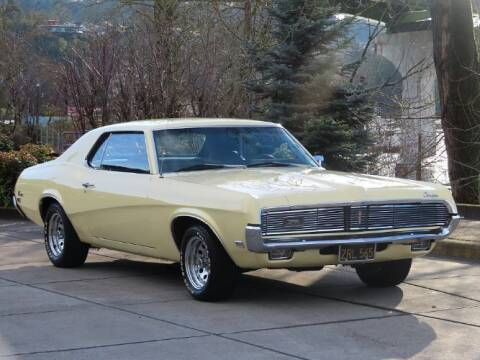 1969 Mercury Cougar for sale at Haggle Me Classics in Hobart IN