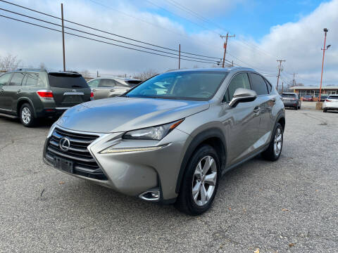 2017 Lexus NX 200t for sale at Signal Imports INC in Spartanburg SC