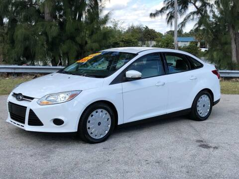 2014 Ford Focus for sale at CAR UZD in Miami FL