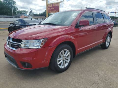 2013 Dodge Journey for sale at Nile Auto in Fort Worth TX
