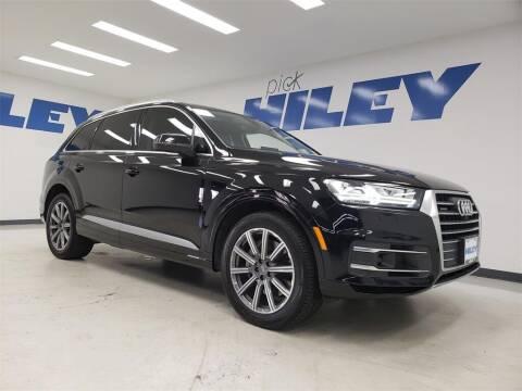 2018 Audi Q7 for sale at HILEY MAZDA VOLKSWAGEN of ARLINGTON in Arlington TX