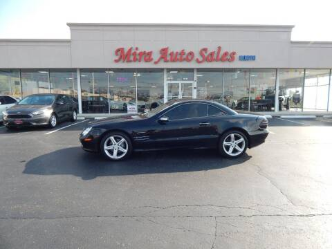 2005 Mercedes-Benz SL-Class for sale at Mira Auto Sales in Dayton OH