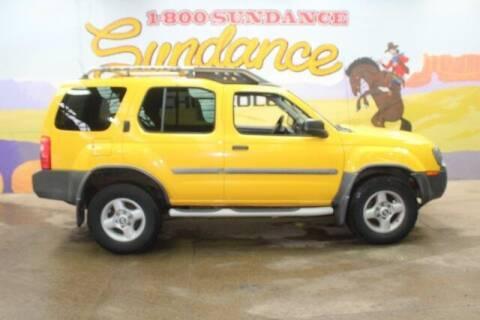 2002 Nissan Xterra for sale at Sundance Chevrolet in Grand Ledge MI