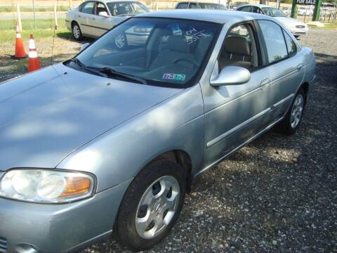 2004 Nissan Sentra for sale at Branch Avenue Auto Auction in Clinton MD