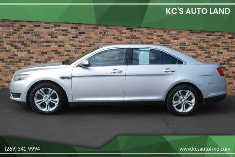 2015 Ford Taurus for sale at KC'S Auto Land in Kalamazoo MI