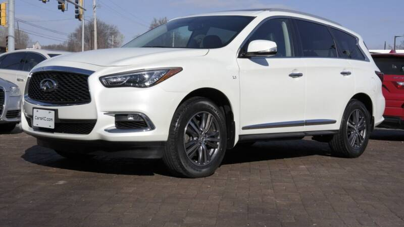 2017 Infiniti QX60 for sale at Cars-KC LLC in Overland Park KS