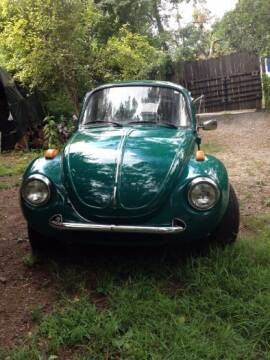 1974 Volkswagen Super Beetle for sale at Haggle Me Classics in Hobart IN
