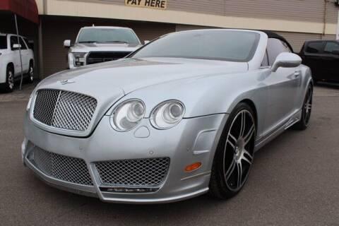 2010 Bentley Continental for sale at Road Runner Auto Sales WAYNE in Wayne MI