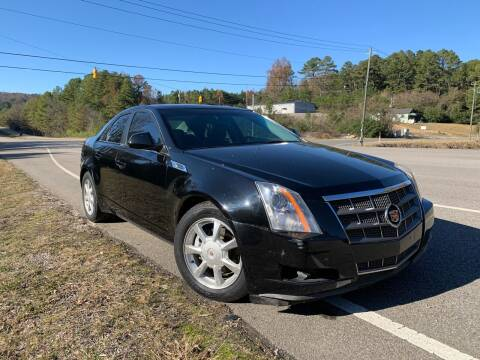 2009 Cadillac CTS for sale at Anaheim Auto Auction in Irondale AL