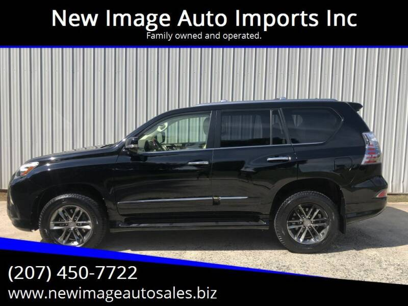 2014 Lexus GX 460 for sale at New Image Auto Imports Inc in Mooresville NC