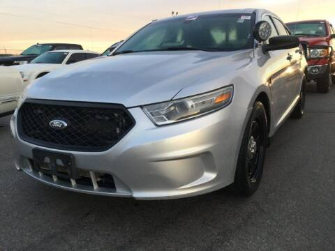 2013 Ford Taurus for sale at Government Fleet Sales in Kansas City MO