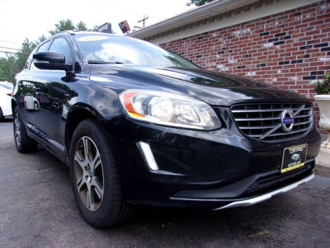 2014 Volvo XC60 for sale at Certified Motorcars LLC in Franklin NH