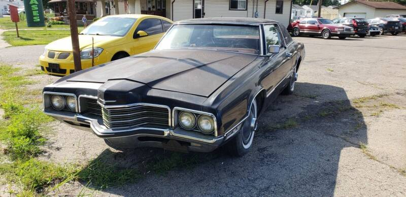 1971 Ford Thunderbird for sale at Cars & Pieces LLC in Connersville IN