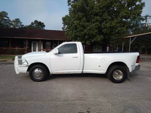 2010 Dodge Ram Pickup 3500 for sale at Victory Motor Company in Conroe TX