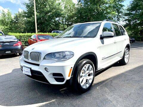 2013 BMW X5 for sale at Weaver Motorsports Inc in Cary NC