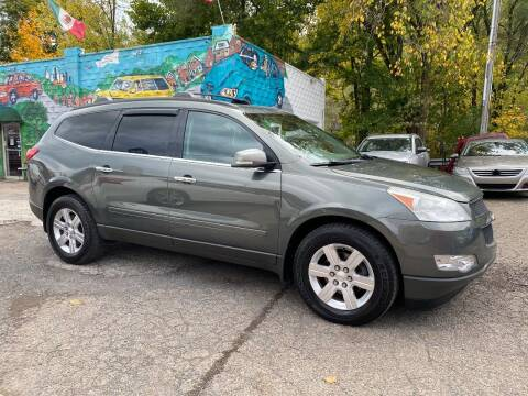 2011 Chevrolet Traverse for sale at Showcase Motors in Pittsburgh PA